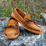 Men Canoe Toast Moccasin